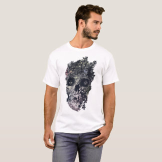 Metamorphosis Skull T-Shirt
