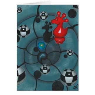 Metaphysical Labyrinth Card