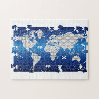 Metapuzzle 2: World Map Jigsaw Puzzle
