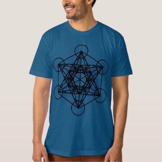 Metatron Cube Men's Organic TShirt