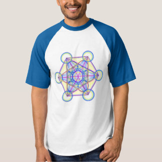 Metatron Cube Tshirt