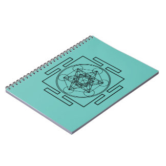 Metatron's Cube Notebooks