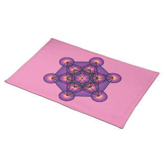 Metatron's Cube Placemat