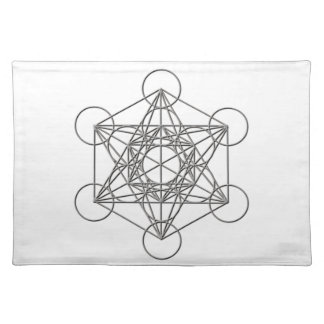 Metatron Silver Shadow Placemats