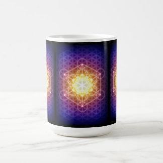 Metatron's Cube/Flower of Life Coffee Mug