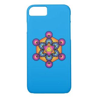 Metatron's Cube Merkaba iPhone 8/7 Case