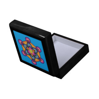 Metatron's Cube Merkaba Jewelry Box