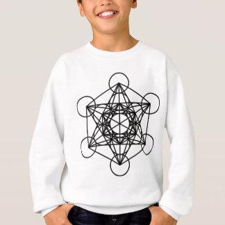 Metatrons Cube Sweatshirt