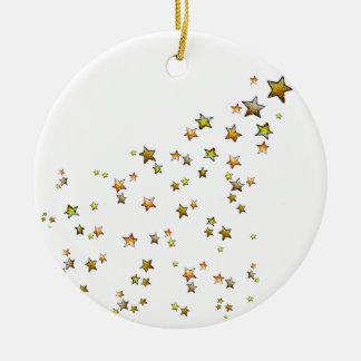 Meteor Ceramic Ornament