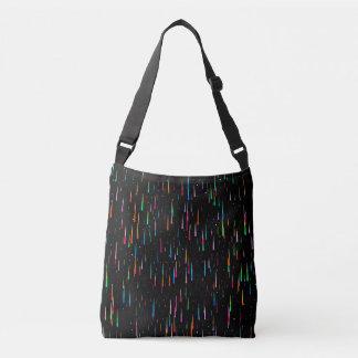 meteor rain crossbody bag