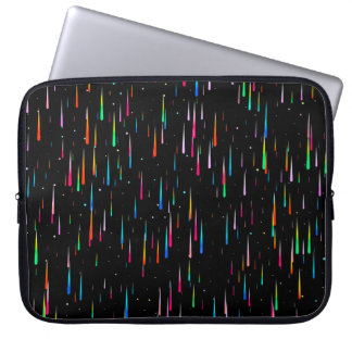 Meteor Rain Laptop Computer Sleeve