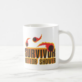 Meteor Shower survivor Coffee Mug