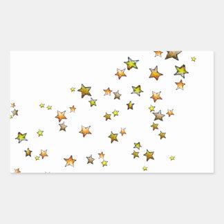 Meteor Sticker