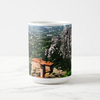 Meteora Greece Mug