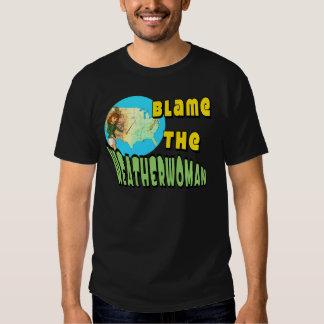 Meteorologist Tee Shirts