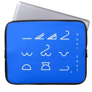 Meteorology Laptop Sleeve