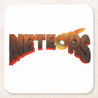 Meteors coaster