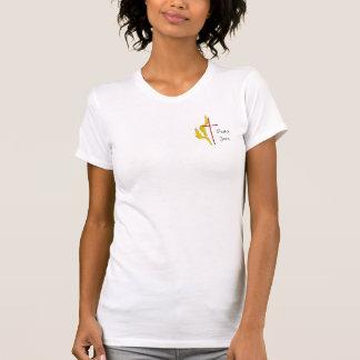 Methodist Cross Pastor Shirt