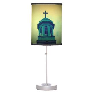 Methodist Steeple Table Lamp