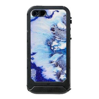 Methylene Blue Abstract Cell Incipio ATLAS ID™ iPhone 5 Case