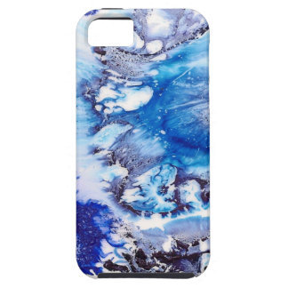 Methylene Blue Abstract iPhone 5 Case