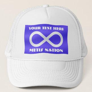 Metis Flag Cap Personalized Metis Hat Baseball Cap