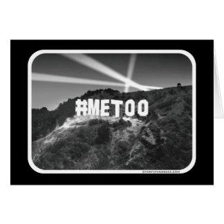 #METOO card