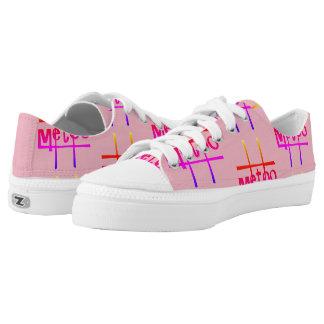 #metoo Designer Sneakers in pink by DAL