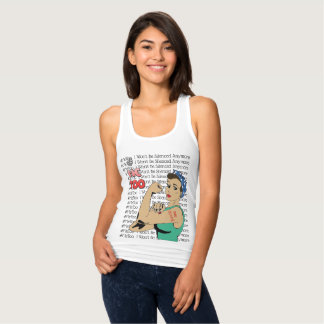 #MeToo I wont be silenced anymore  shirt