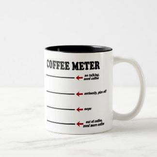 Mètre de café