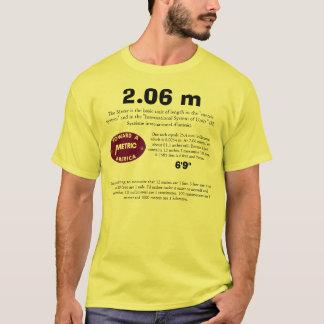Metric America 2.06 m T-Shirt