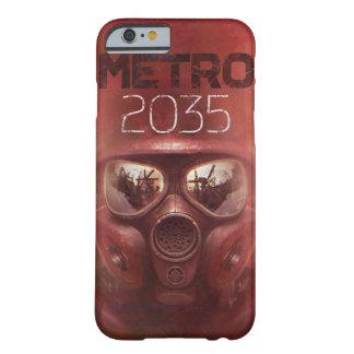 Metro 2035 Slim Case for Iphone 6/6s
