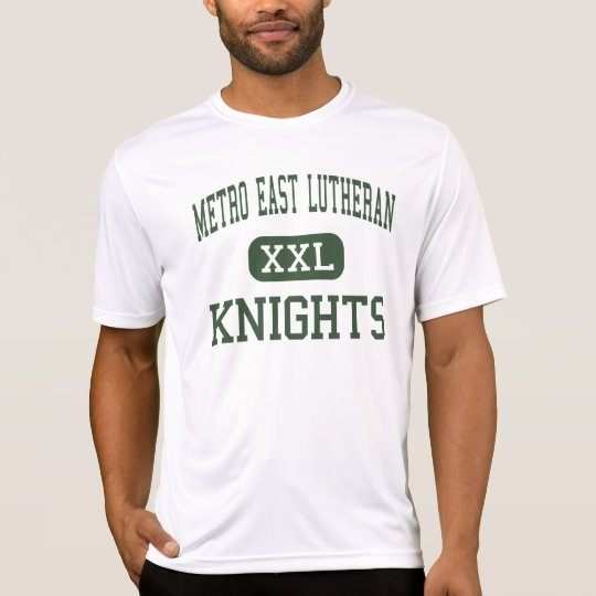 Metro East Lutheran - Knights - Edwardsville T-Shirt