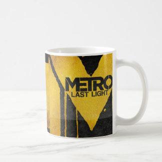 metro last light mugs cup