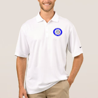 Metro Mad Dogs - Nike Dri-FIT Polo Shirt - White