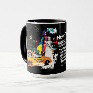 Metro New York City Mug
