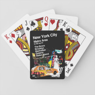 Metro New York City Playing Cards