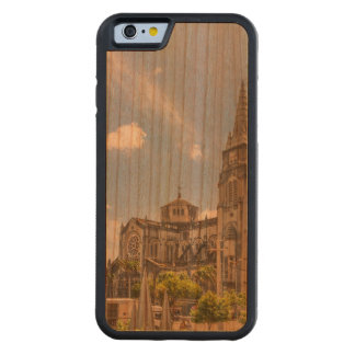 Metropolitan Cathedral Fortaleza Brazil Carved Cherry iPhone 6 Bumper Case