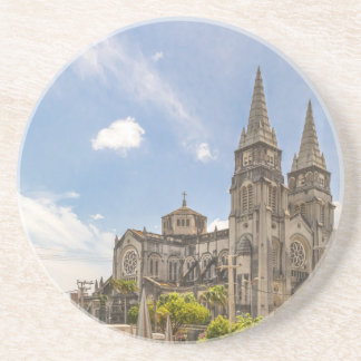 Metropolitan Cathedral Fortaleza Brazil Coaster