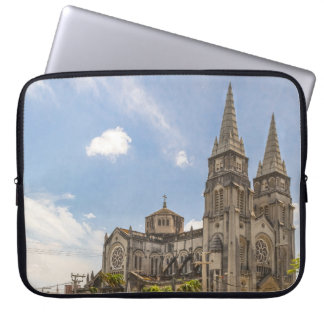 Metropolitan Cathedral Fortaleza Brazil Computer Sleeve