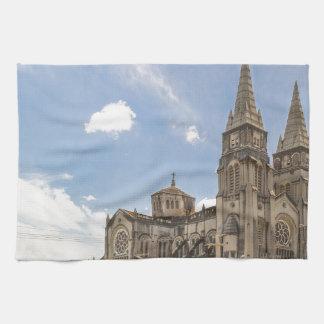 Metropolitan Cathedral Fortaleza Brazil Kitchen Towel