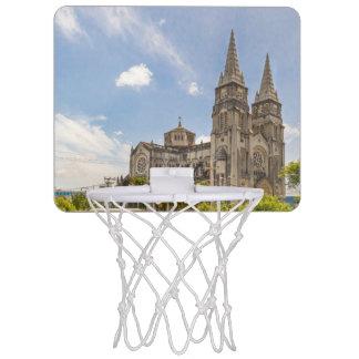 Metropolitan Cathedral Fortaleza Brazil Mini Basketball Backboard