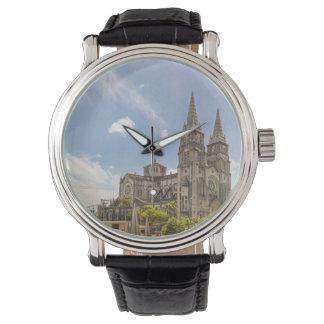 Metropolitan Cathedral Fortaleza Brazil Wristwatch