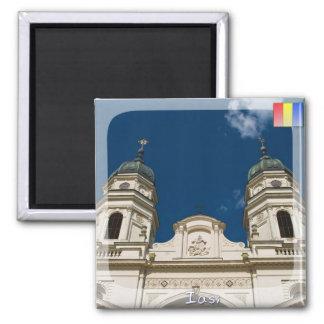 Metropolitan cathedral square magnet