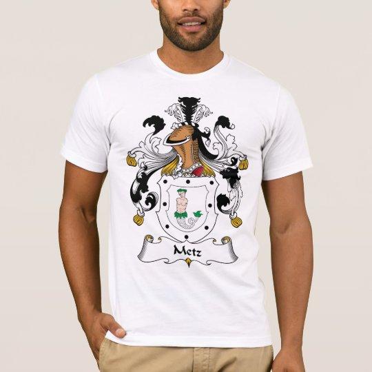 Metz Family Crest T-Shirt