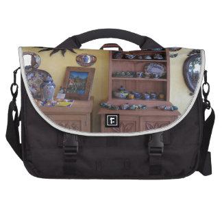 Meubles mexicains d'artisan sacs pour ordinateur portable