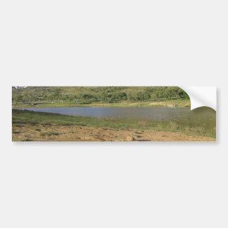 Meulspruit Dam 1 Bumper Sticker