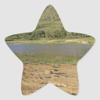 Meulspruit Dam 1 Star Sticker