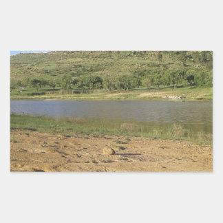 Meulspruit Dam 1 Sticker