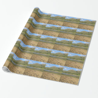 Meulspruit Dam 1 Wrapping Paper